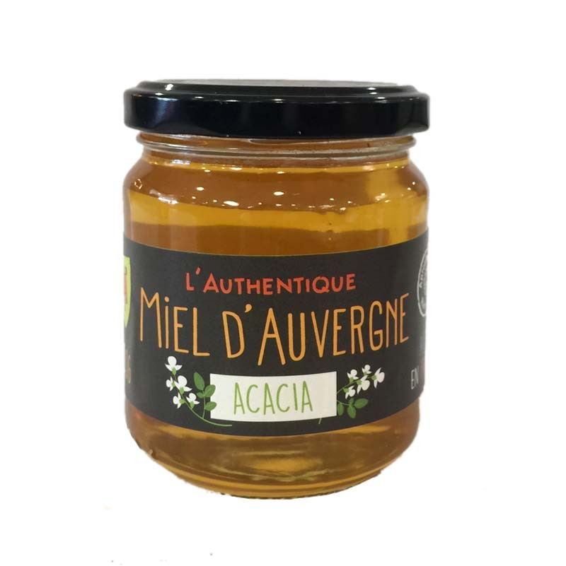 miel d'acacia auvergne