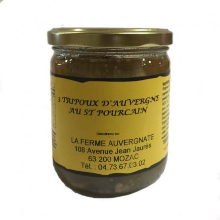 Tripoux d'Auvergne par 3